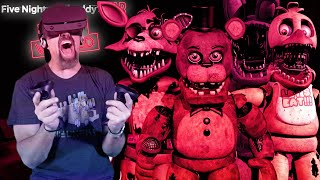They Added WITHERED ANIMATRONICS To FNAF VR: Help Wanted!!