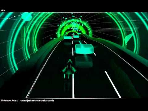 Ronald Jenkees   Starcraft Sounds Audiosurf