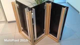 Навесной вентилируемый фасад из ДПК MultiDeck(, 2015-03-02T18:28:54.000Z)
