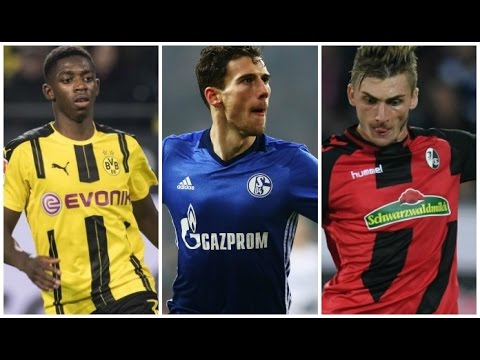 5 Bundesliga Players Arsenal Should Buy!!!