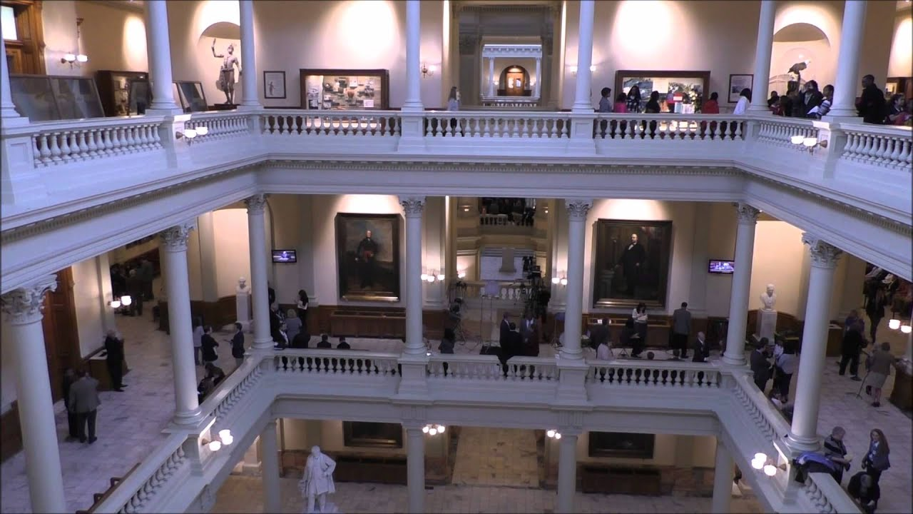 Walking Tour Georgia State Capitol