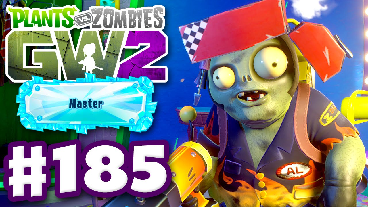Plants Vs Zombies Garden Warfare 2 Gameplay Part 185 Master Mechanic Pc Youtube