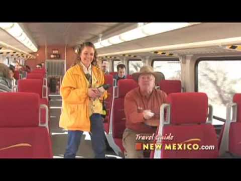 Travel Guide New Mexico tm, New Mexico Rail Runner Express to Santa Fe