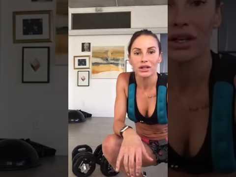 BodyRock - Leg & Thigh Workout & Ab Bonus