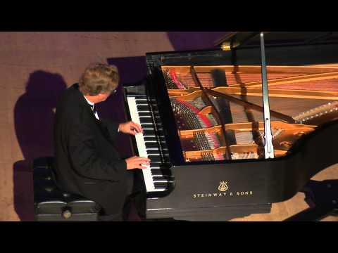 Dr. Walden Hughes Performs Liszt Transcendental Etude No. 1 - 4-camera shoot
