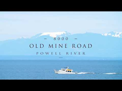 8000 Old Mine Road, Powell River | Jamie MacDougall - 360hometours.ca