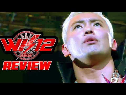 NEW JAPAN WRESTLE KINGDOM 12 REVIEW AND RESULTS!