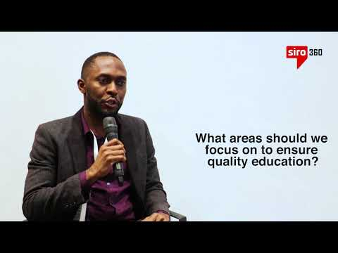 WISE@Accra w/ Daniel Dotse, CEO & Co-Founder of Teach for Ghana