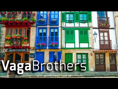 THE BEST OF THE BASQUE COUNTRY SPAIN
