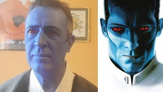 Thrawn Audition Tape by Actor Adam Templar!! - Star Wars Explained