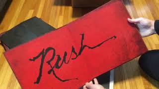 Baixar Rush Hemispheres 40th Anniversary Super Deluxe Box Set Unboxing