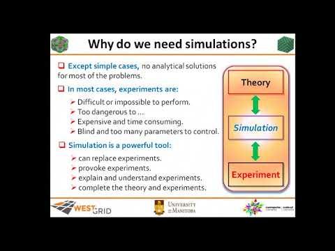Introduction To Molecular Dynamics Simulations