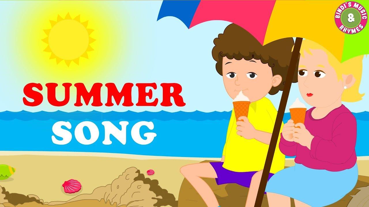Seasons Song Nursery Rhymes