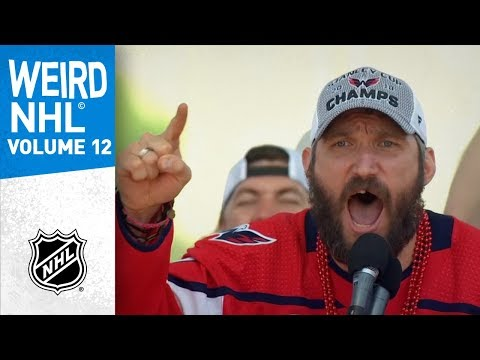 Weird NHL Vol. 12: Best of the Conference and Stanley Cup Final