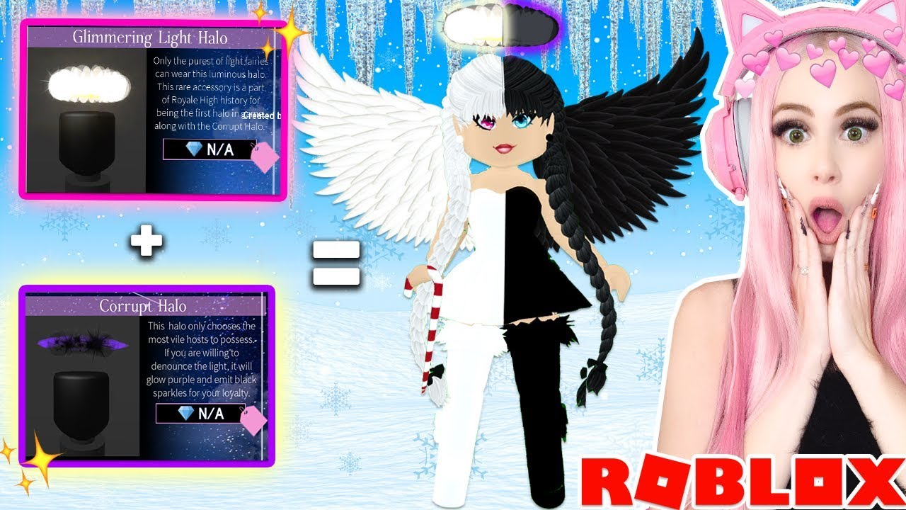 I Tried The Best Winter Accessory Hacks In Royale High To See If They Actually Work Roblox - roblox royale high winter boots how to get free robux on