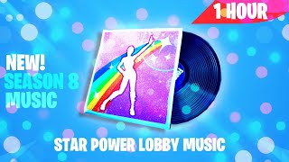 FORTNITE STARPOWER LOBBY MUSIC (1 HOUR) (MUSIC DOWNLOAD INCLUDED!)