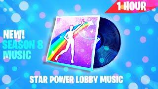 FORTNITE STARPOWER LOBBY MUSIC (1 HORA) (¡DESCARGA DE MÚSICA INCLUIDA!)