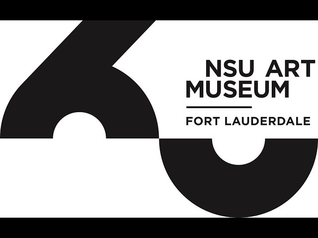 NSU Art Museum William and Norma Horvitz Auditorium Ribbon Cutting
