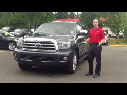 Why the 2010 Toyota Sequoia Platinum is the single most desireable used SUV, period
