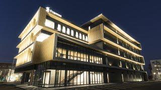 株式会社Cygames、佐賀市の新拠点となる自社ビル「Cygames佐賀ビル」が竣工 「Cygames 佐賀デバッグセンター」、「Cygames 佐賀スタジオ」が4/1より業務ビル内で業務開始