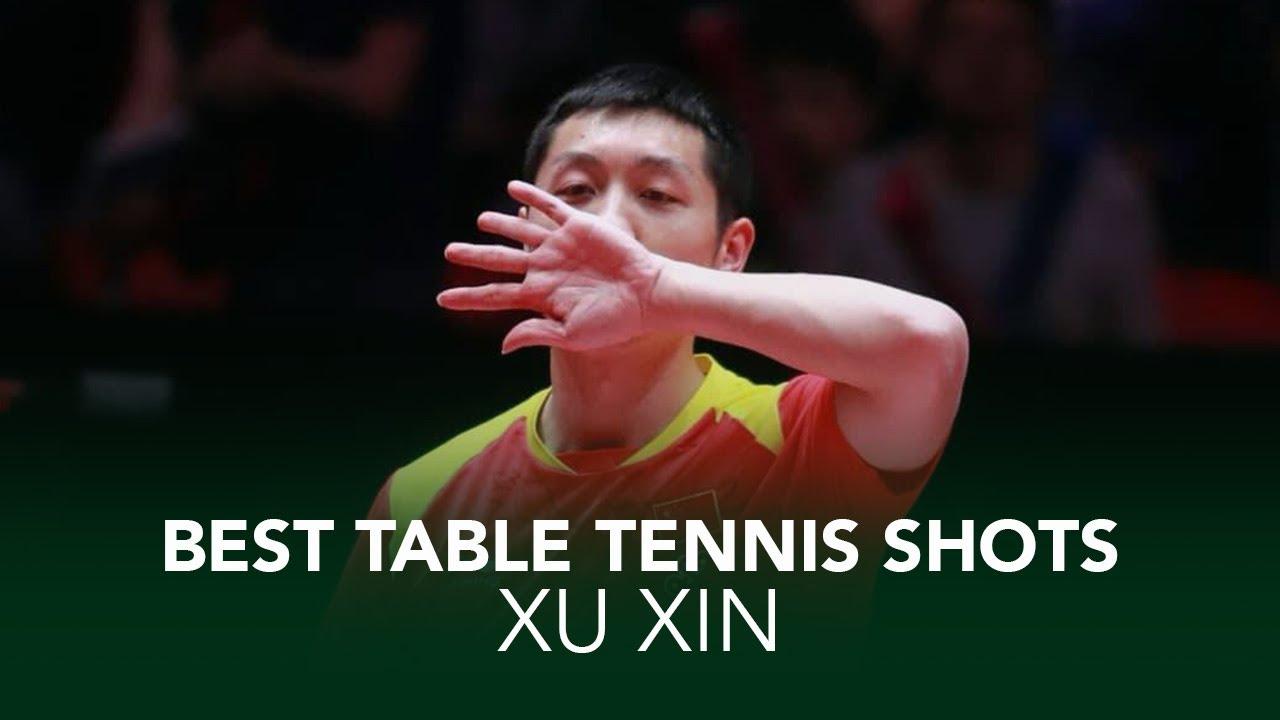 Download Insane Table Tennis Shots from Xu Xin 🇨🇳