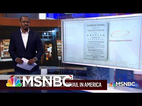 "Why ""Common Sense"" Will Prevail in America | MSNBC"