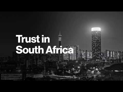 Jordan Rittenberry on Trust in South Africa
