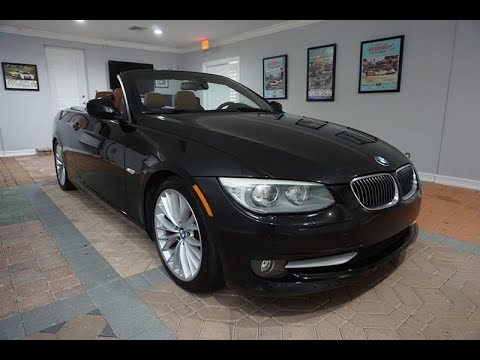 This 2011 Bmw 335i Cabrio E93 Is The Last Generation Of 3 Series