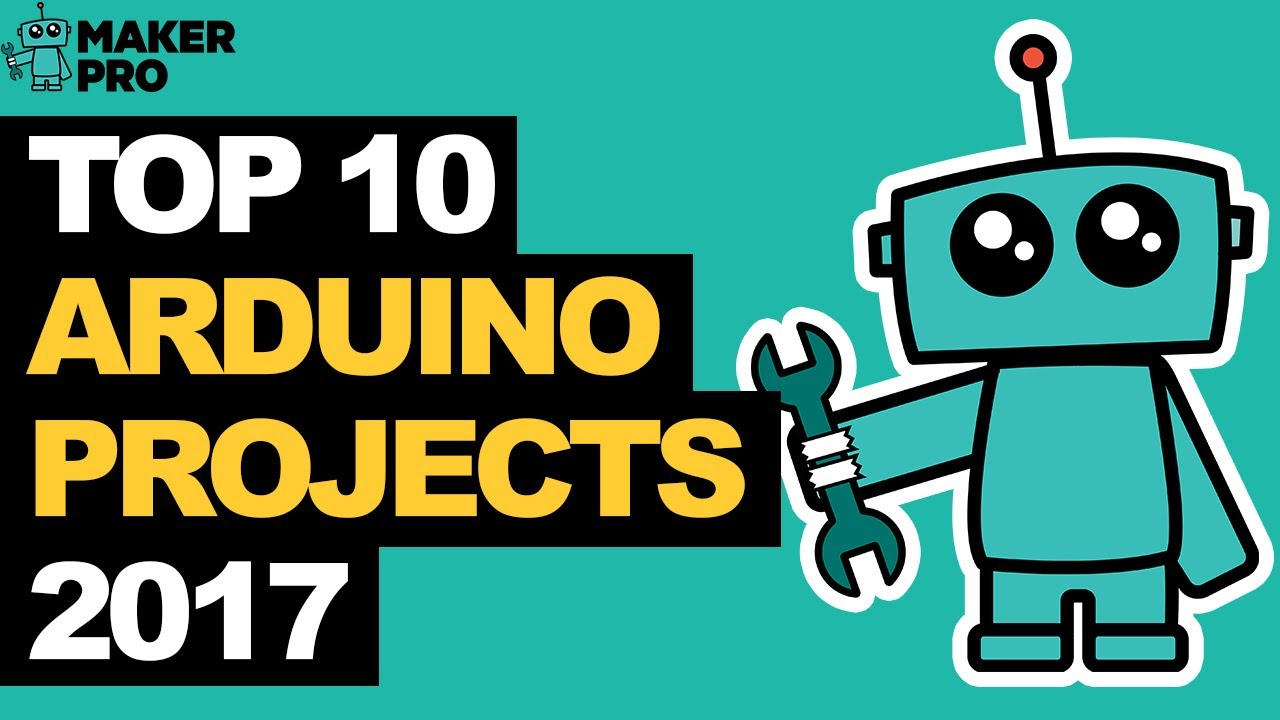arduino projects Get started with arduino using entry level products: easy to use and ready to power your first creative projects these boards and modules are the best to start learning and tinkering with electronics and coding.