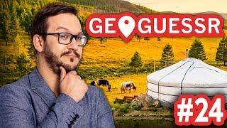 Geoguessr #24 - Z wizytą w Mongolii