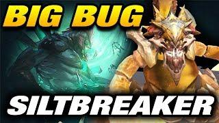 Siltbreaker Dota Broken Bug SandKing Teleport Bug WTF IS THIS SHIET