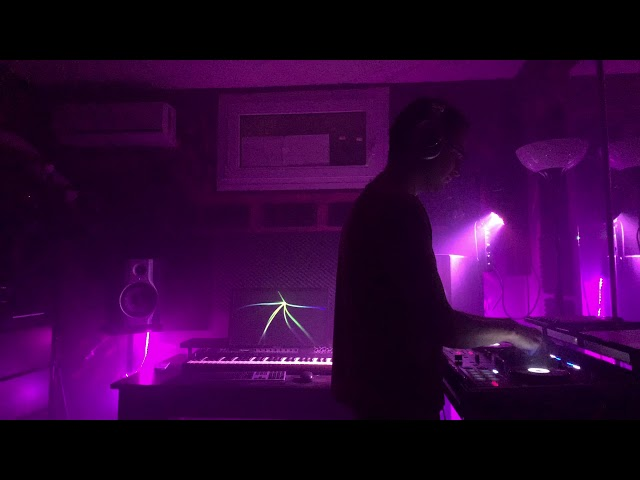 Live Mixing and Lighting Showcase - Popular EDM House Music Mix - December 2020 (by Falcos Deejay)