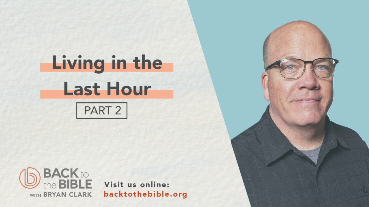 Authentic Christian Community - Living in the Last Hour Pt. 2 - 8 of 20