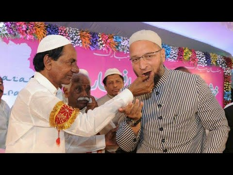 Telangana CM KCR hosts Iftar And Dinner for Muslims in Hyderabad ON 18-Jun-2017.