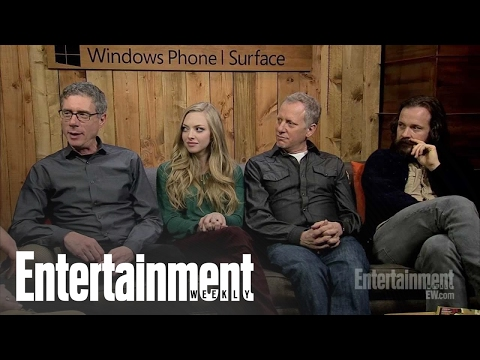 Sundance 2013: 'Lovelace' Cast Interview | Entertainment Weekly