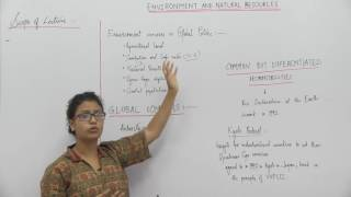 PolSc_XII_Environment and Natural Resources_Part1_Environment & Global Politics_Swati Chakravorty