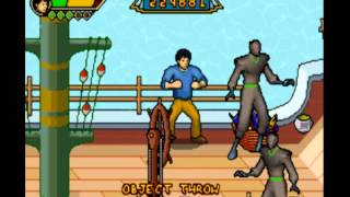 Walkthrough Jackie Chan Adventures(gba)3rd and last try! - 7 / 10