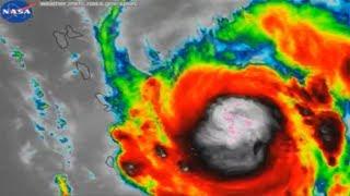 """Hurrian """"Maria"""" erreicht die Kabirik: Schon wieder ein Sturm der Kategorie 5"""