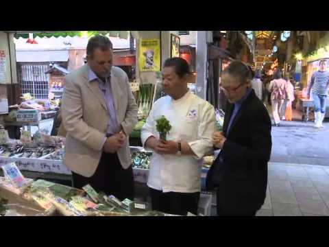A Cook's Tour of Japan's Markets