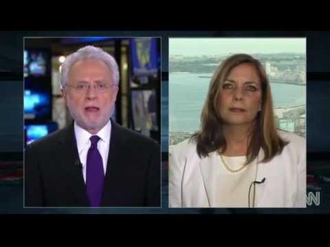 CNN's Wolf Blitzer follows the story of jailed U.S. citizen Alan Gross -- CNN Press Room - CNN.mp4