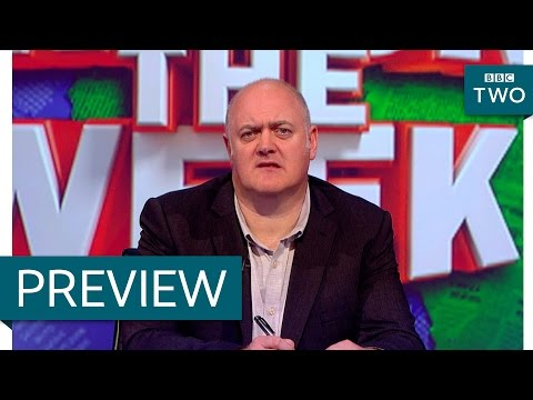 Unlikely lines from a children's book - Mock the Week: Series 15 Episode 8 Preview - BBC Two