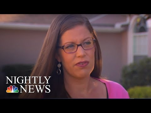 Florida School Removes Teacher Who Hosted White Supremacist Podcast | NBC Nightly News
