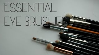 Essential Eye Brushes Thumbnail