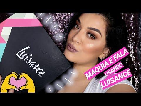 Maquiagem Luisance (Mayara Oliveira)