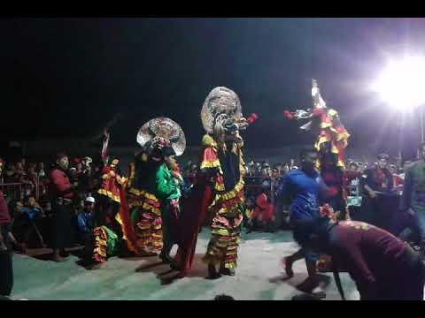 Samboyo putro lagu sunpuji & gerimis mengundang live nglawak prambon