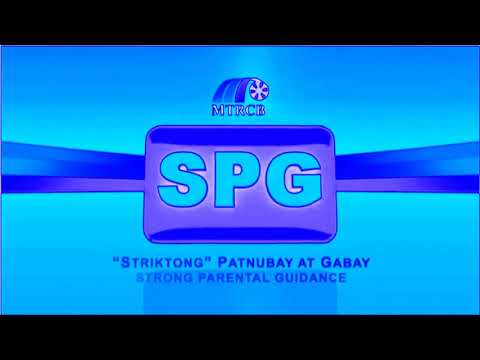 MTRCB SPG English Effects