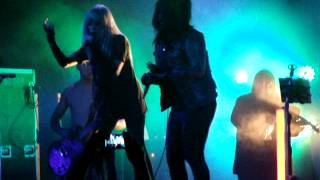 Blood on the Dance Floor - Bewitched @ Toronto 23.10.12