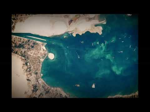 Suez Canal Artificial waterway in Egypt [World Story] - Part I