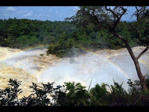 Gurara Waterfalls, Niger State, Nigeria: The Mystery of Rainbow
