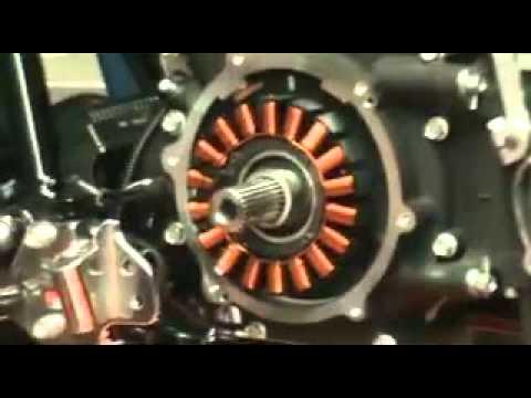 Screamin Eagle Harley Davidson 120 C I Motor Install Youtube